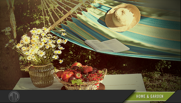 Photo of a backyard hammock in the sun. Login to find savings on products or services for home & garden.